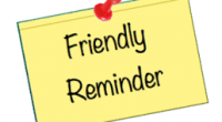 Friday December 22, 2017 is a regularly scheduled – full day of school.It is the last full day of classes before Winter Break.School is Closed for Winter Break: December 25, […]