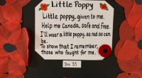 Marlborough students Remembrance Day art tribute – (no sound). This video (click image) represents a small portion of our virtual assembly.
